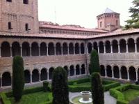 Claustre del Monestir de Santa Maria de Ripoll