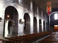 Interior Monestir de Santa Maria de Ripoll