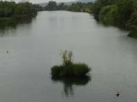 riu Fluvia al seu pas per Sant Pere Pescador