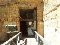 Entrada al Museu d'Història de Tarragona