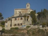 esglesia romanica del segle XIII