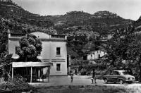 Fotografia del restaurant Font de la Pineda en els seus inicis.
