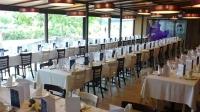 Restaurant amb capacitat per a 120 persones.
