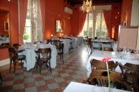 Interior del restaurant