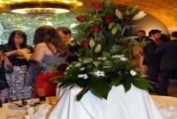 Banquets per a casaments i altres celebracions.