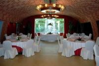 Espai interior per banquets i celebracions.