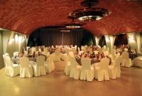 Espai interior per a casaments i d'altres celebracions.