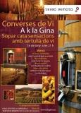 5º conversaciones de vino esta vez con tierra remota en k la gina garriguella   todo una experiencia   www.klagina.es