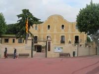 Exterior de l'Oficina de Turisme d'Alella