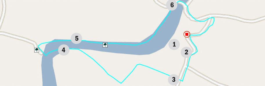 Itinerari per la ribera del Foix a Penyafort